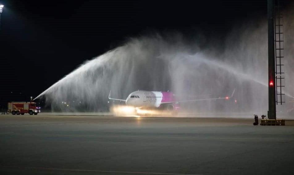 ქუთაისის განახლებულ საერთაშორისო აეროპორტში, სამთვიანი პაუზის შემდეგ, ევროპის მიმართულებით, პირდაპირი რეგულარული რეისები განახლდა